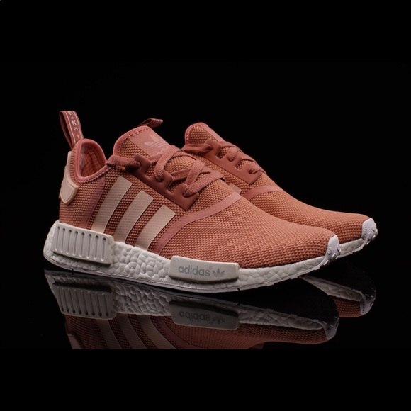 adidas Shoes - Adidas boost nmd salmon color women's 8